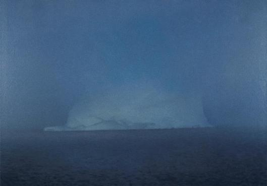 Gerhard Richter Iceberg in Mist 1982 Doris and Donald Fisher Collection