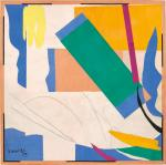 Henri Matisse Memory of Oceania 1952 53 MoMA New York