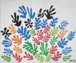 Henri Matisse The Sheaf 1953 Hammer Museum University of California Los Angeles
