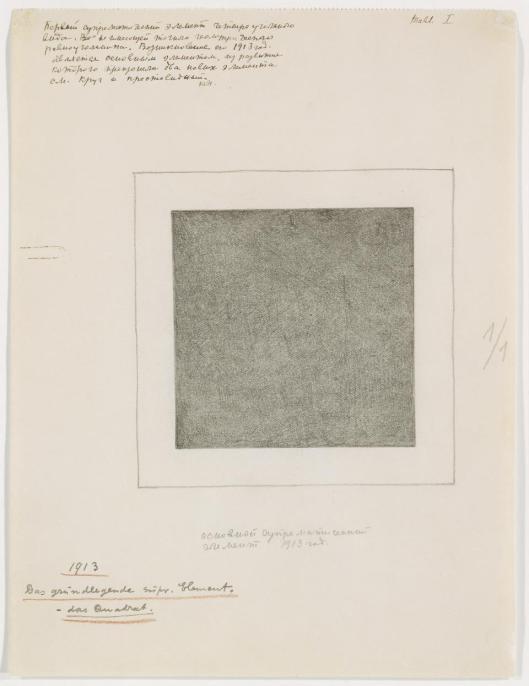 Kazimir Malevich 1969.51.1 Kunstmuseum Basel