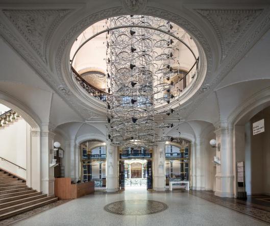 Ai Weiwei Very Yao 2009 Martin-Gropius-Bau instalation Berlin