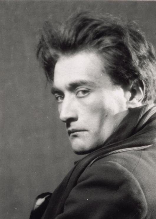 Man Ray Antonin Artaud 1926