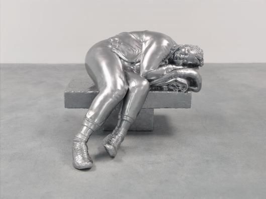 Charles Ray Sleeping Woman 2012