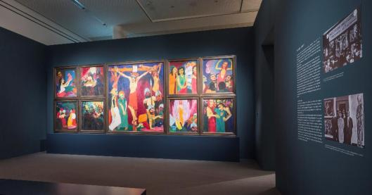 Emil Nolde Retrospective exhibition Frankfurt am Main