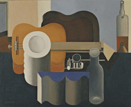 Le Corbusier Still Life 1920 MoMA New York