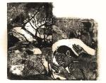 Paul Gauguin Manao tupapau (Watched by the Spirit of the Dead) 1894 woodcut