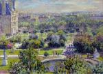 Claude Monet Tuileries 1876 Musée Marmottan Monet Paris