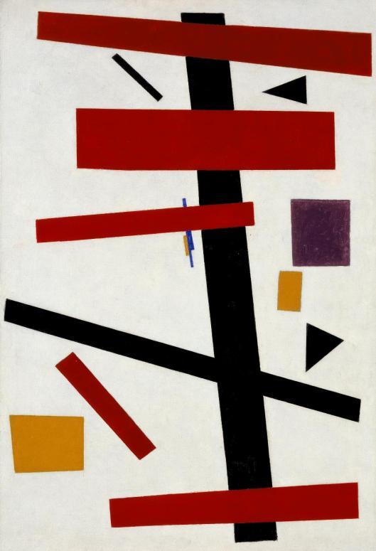 Kazimir Malevich Supremus No. 50 1915 Stedelijk Museum Amsterdam