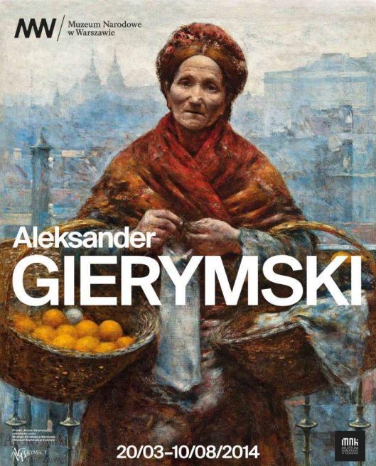 Aleksander Gierymski Muzeum Narodowe w Warszwie poster