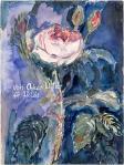 Anselm Kiefer From Oscar Wilde 1974 watercolour gouache Metropolitan Museum of Art New York