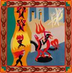 Fortunato Depero Little Black and White Devils Dance of Devils 1922 23 MART Museo di arte moderna e contemporanea di Trento e Rovereto