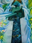 Gino Severini Armored Train in Action 1915 MoMA New York