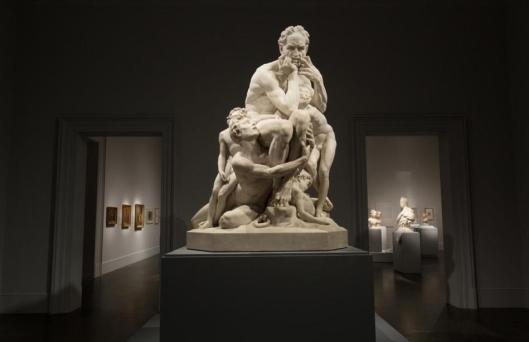 Jean-Baptiste Carpeaux exhibition Metropolitan Museum of Art New York 2014
