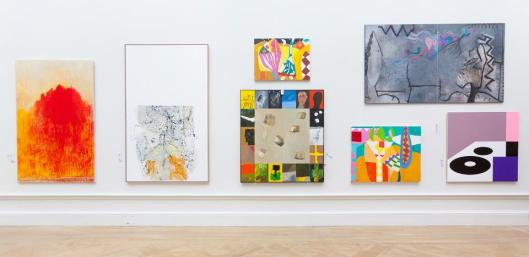 Summer Exhibition 2014 Gallery III The Royal Academy London