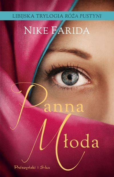 Nike Farida Panna Mloda okladka cover 2014