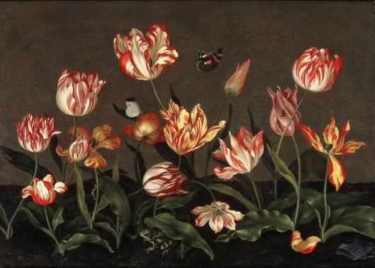 Johannes Bosschaert Tulips 1620s Nationalmuseum Stockholm
