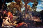 Paolo Veronese Good Samaritan ca 1582 86 Gemäldegalerie Dresden