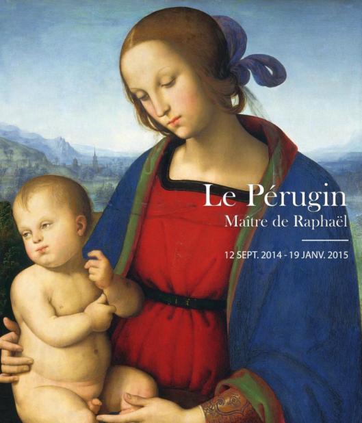 Perugino Master of Raphael poster