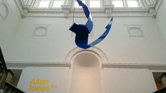 Allen Jones exhibition Royal Academy London artdone