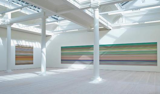 Gerhard Richter exhibition Marian Goodman Gallery London
