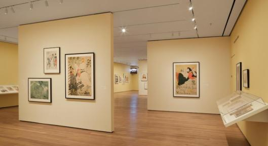 Henri de Toulouse-Lautrec MoMA exhibition New York