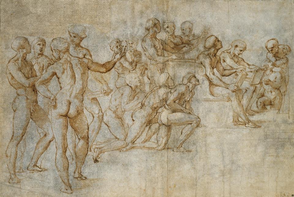 Architektura Renesansu Rysunek