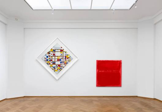 Rothko exhibition Mondrian