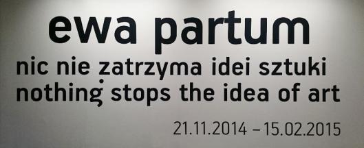 Ewa Partum MS Lodz
