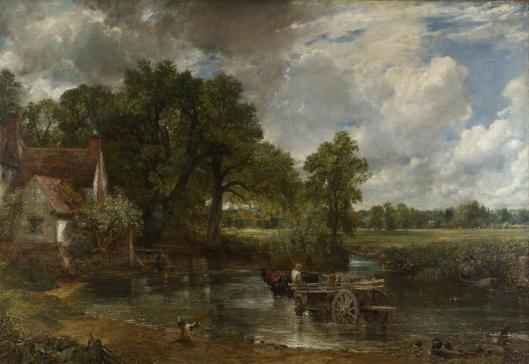 John Constable The Hay Wain 1821 NGL National Gallery London