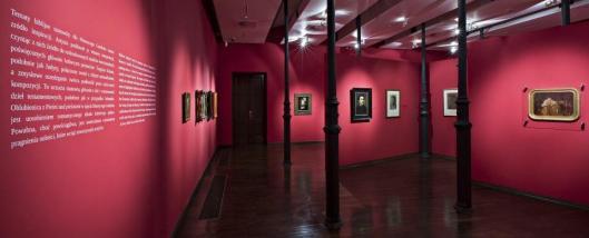 Maurycy Gottlieb exhibition Muzeum Sztuki Lodz