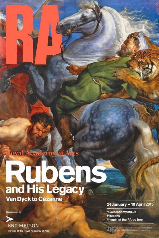 Rubens and His Legacy poster