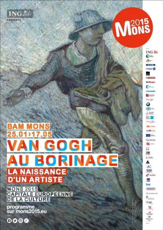 Van Gogh in the Borinage The Birth of an Artist poster