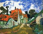 Vincent van Gogh Street in Auvers-sur-Oise 1890 Ateneum Art Museum Finnish National Gallery Helsinki
