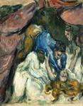 Paul Cézanne Femme étranglée 1875 76 Orsay Paris