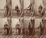 Andre Adolphe Eugene Disderi Kotchoubey 1857 58