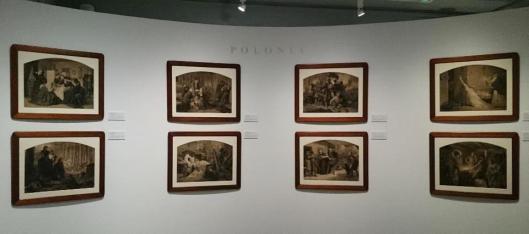 Artur Grottger exhibition view artdone