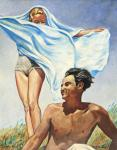 Francis Picabia Spring Printemps 1942 43