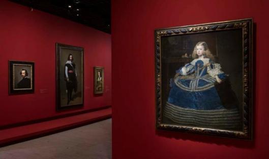 Velazquez Grand Palais Paris exhibition view