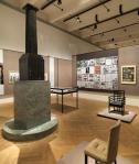 Ways to Modernism exhibition view Adolf Loos The Chicago Tribune Column