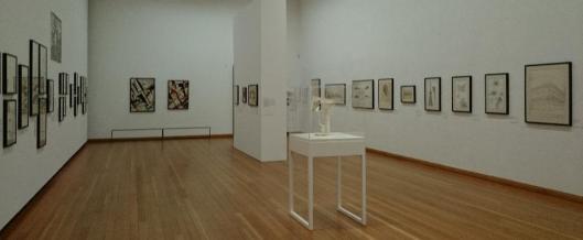 WChUTEMAS Ein russisches Labor der Moderne Architekturentwürfe 1920–1930 exhibition Berlin artdone