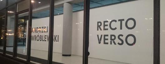 Andrzej Wróblewski Recto Verso exhibition Muzeum Sztuki Nowoczesnej MSN Warszawa Museum of Modern Art Warsaw artdone