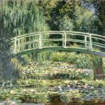 Claude Monet Water-Lily Pond 1899 State Pushkin Museum of Fine Arts Moscow