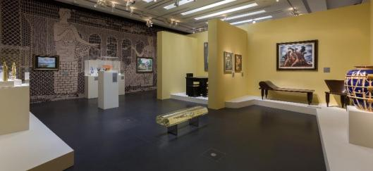 Dolce vita Du Liberty au design italien (1900-1940) exhibition Musée d'Orsay Paris