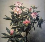 Henri Fantin-Latour Blooming Rhododendron 1874 Wallraf-Richartz Museum Cologne
