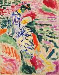 Henri Matisse La Japonaise Woman beside the Water 1905 Museum of Modern Art MoMA New York