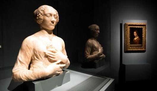 Leonardo da Vinci exhibition Milan 2015
