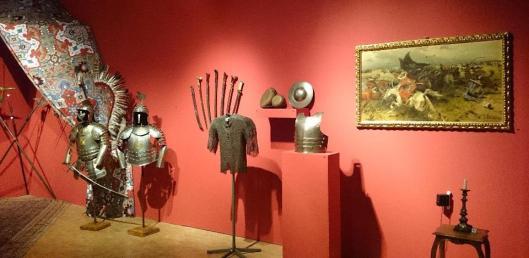 Józef Brandt exhibition Centre of Polish Sculpture Orońsko artdone