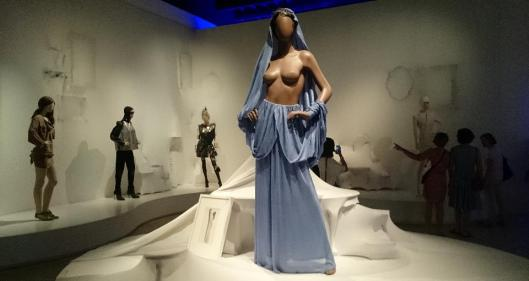 Jean Paul Gaultier exhibition Grand Palais Paris artdone