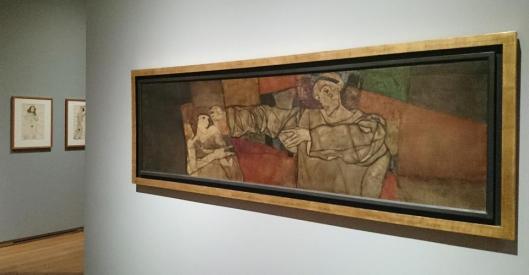 Künstler und Propheten exhibition view Schirn Kunsthalle Frankfurt Egon Schiele artdone