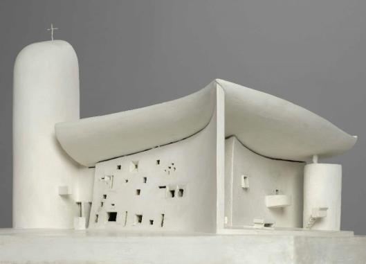 Le Corbusier Chapelle Notre-Dame-du-Haut Ronchamp